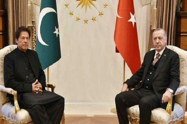 Turkey, Pakistan upgrade strategic partnership