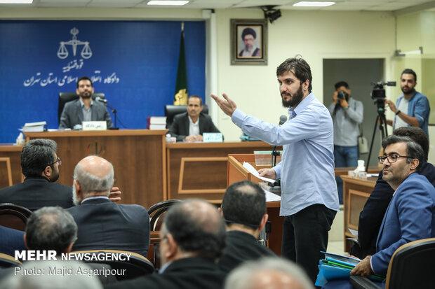محمدهادی رضوی, بانک سرمایه, محمد شریعتمداری, دادگاه, خودروی لوکس