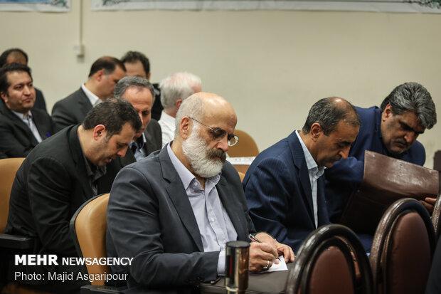 دادگاه رسیدگی به اتهامات محمدهادی رضوی و ۳۰ متهم بانک سرمایه