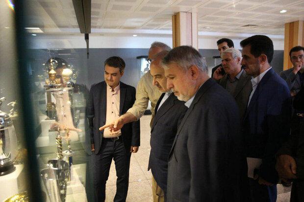 موزه ملی ورزش سرمایه فرهنگی است