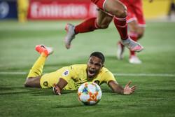 مباراة برسبوليس والسد القطري / صور