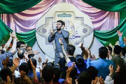 جشن ولادت امام حسن مجتبی علیه السلام در مسجد بهشتی