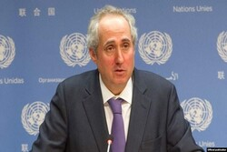 UN voices concern over rising tensions between US, Iran