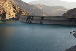 ذخیره ۷۶۵میلیون مترمکعب آب در مخزن سد دوستی/بارش ها ادامه دارد