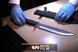 لندن میں چاقو کشی اور چوری
