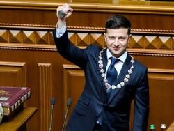 یوکرائن کے نئے صدر نے پارلیمنٹ تحلیل کر دی