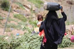 روایت تصویری صلیب سرخ از جنگ یمن