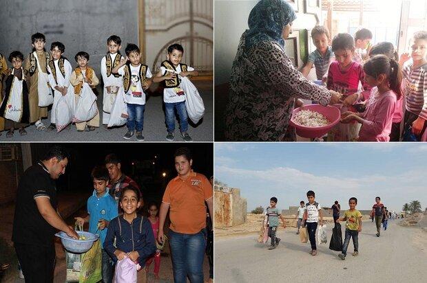 «گرهگشو» آئین سنتی مردم استان بوشهر؛ روزی برای پذیرایی از کودکان