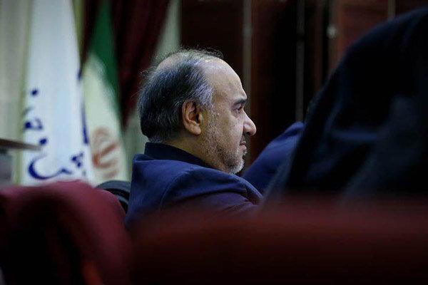 مسعود سلطانی فر, وزیر ورزش و جوانان, لیگ ملت های والیبال, اردبیل