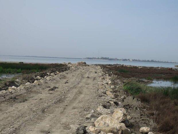 توقف پروژه گردشگری آشوراده باورود محیط زیست/سایت پشتیبان متوقف شد