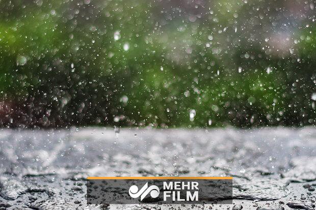 پیشبینی بارش پراکنده در نیمه شمالی کشور