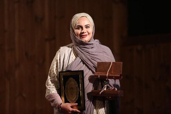 Cinema Org. congratulates Abyar on receiving Women Leaders Award
