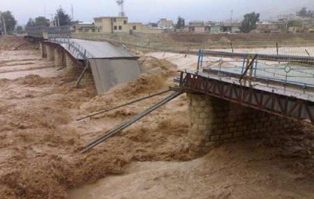 ابلاغ دستورالعمل ایمنی پیشگیری از خطرات احتمالی سیلاب