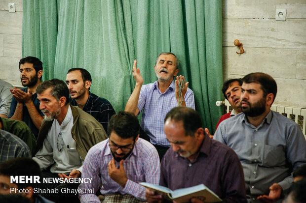 ولادت امام حسن مجتبی علیه السلام در مسجد بهشتی