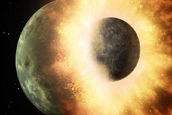 دلیل چهره دوگانه ماه کشف شد/ برخورد با یک جرم آسمانی