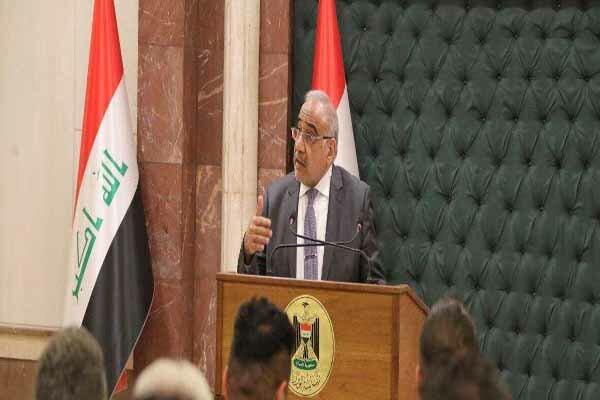 Iraqi PM seeking to end Tehran-Washington tensions by dispatching delegations