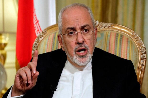 Zarif tweets images that 'leave no doubt' US drone was in Iranian airspace