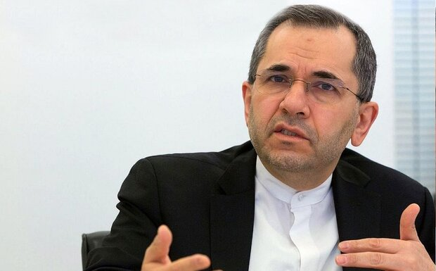 US should respect Iraq's decision, withdraw forces: Iran envoy