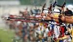 درخشش ورزشکار چهارمحالی در  مسابقات تیراندازی با کمان کشور