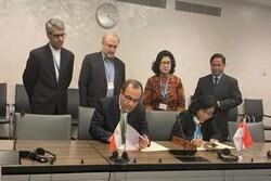 İran ile Endonezya'nın sağlık işbirliği artacak