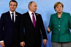 روسيا وألمانيا وفرنسا يؤكدون التزامهم بالتعاون مع إيران