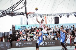 Iran wins first two games at FIBA 3x3 Asia Cup 2019