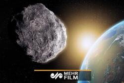 فیلمی دیگر از لحظه برخورد شهاب سنگ به زمین در استرالیا