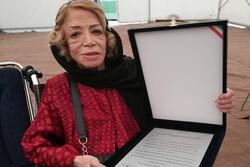 تشکر ایران درودی از افرادی که در راهاندازی موزهاش سهیم بودند