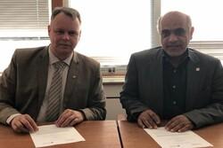 تعاون علمي بين إيران وفنلندا