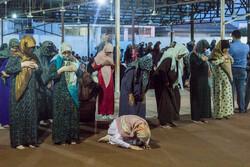 """موائد رمضانية في """"آق قلا"""" شمال إيران /صور"""