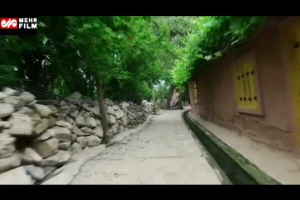 """جولة في قرية """"الكن"""" بمحافظة """"كهكيلوية وبويراحمد""""/ فيديو"""