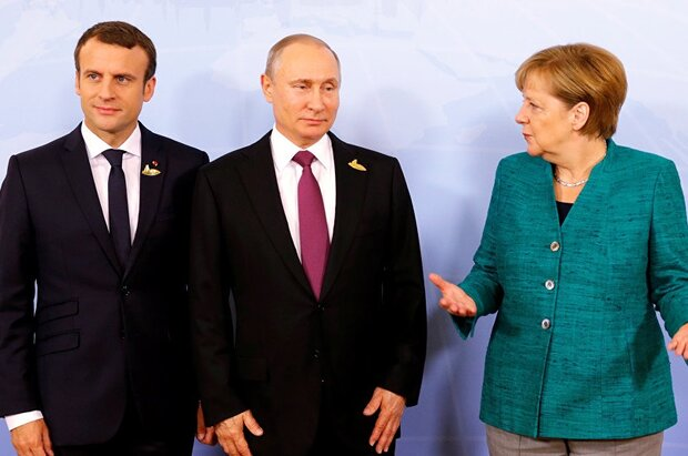 Russia, Germany, France urge preserving JCPOA