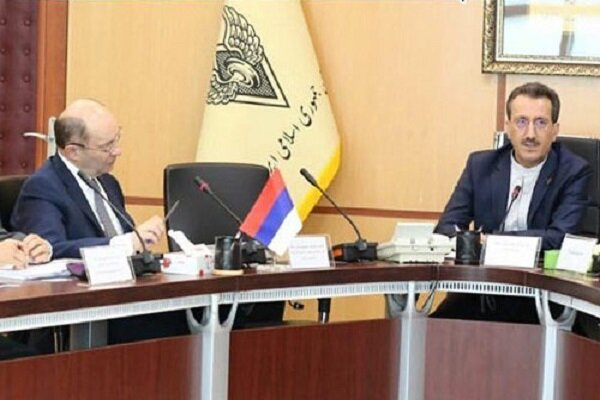 Iran, Russia explore expansion of railway coop.