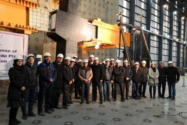 زلزله, محققان ایرانی, آزمایشگاه