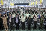 المؤتمر العسكري المشترك للقوى المسلحة في خراسان الجنوبية /صور