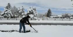 کاهش ۱۵ درجهای دما در اردبیل/ احتمال بارش برف در ارتفاعات