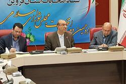 بستر برگزاری انتخاباتی قانونمند را در استان قزوین مهیا می کنیم