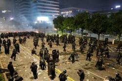 انڈونیشیا میں انتخابی نتائج کے بعد حالات کشیدہ ہوگئے