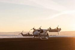 أول صور حقيقية لتاكسي ايرباص الجوي