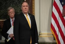 Tensions rise between Pompeo, Bolton