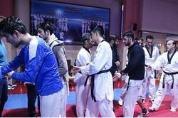 تکواندوکار آذربایجان شرقی برای شرکت در مسابقات رم آماده می شود