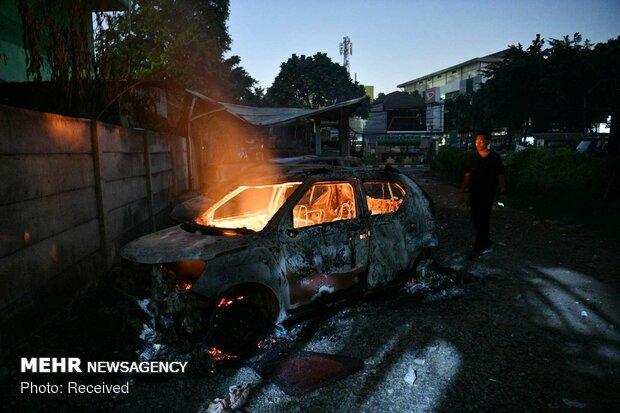 انڈونیشیا میں پولیس اسٹیشن پر حملہ کرنے والا حملہ آور ہلاک