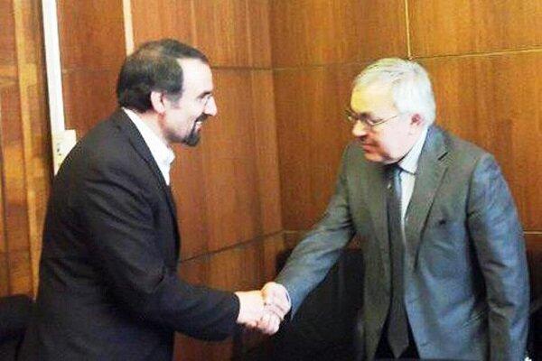 Iran, Russia mull over recent developments in ME