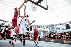Iran eliminated from FIBA 3x3 Asia Cup 2019
