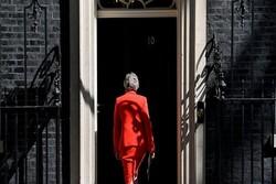 واکنش مقامات انگلیس به استعفای «ترزا می»