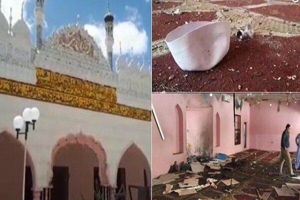 انفجار در مسجدی در پاکستان/ ۵ کشته و ۱۴ زخمی