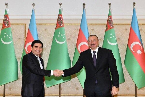 Türkmenistan Cumhurbaşkanı'ndan Aliyev'e tebrik mesajı