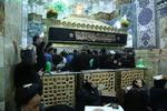 إحياء ليلة 21 رمضان  في مرقد السيدة المعصومة (س) /فيلم