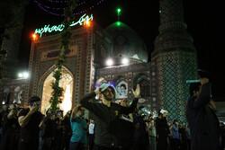 مراسم أحياء ليلة التاسع عشر من شهر رمضان المبارك