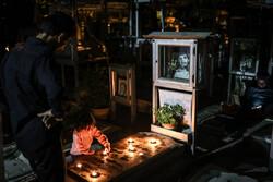 """مراسم احياء ليلة القدر الأولى في """"بهشت زهرا""""/صور"""